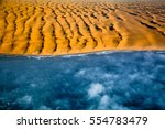 skeleton coast   namib desert   ... | Shutterstock . vector #554783479