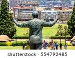 pretoria  south africa ... | Shutterstock . vector #554792485