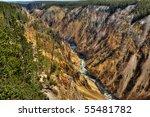 Yellowstone Canyon And...