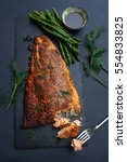 Herb Roasted Salmon Fillet Wit...