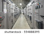 electrical switchgear... | Shutterstock . vector #554888395