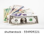 Various Currency Paper Bills O...