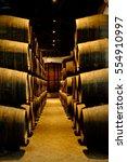 Inside Of Winery