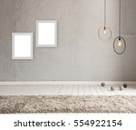 Stone Wall Lamp Modern Interior ...