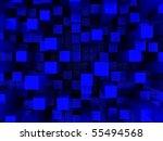 abstract 3d illustration of...   Shutterstock . vector #55494568