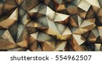 gold background. abstract... | Shutterstock . vector #554962507