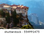 Meteora Monasteries. Beautiful...