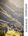 Small photo of Funes Valley and Odle mountain chain, South Tyrol, Italy