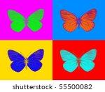 Alien Butterfly