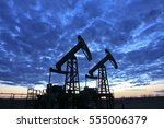 oil company. the company for... | Shutterstock . vector #555006379