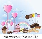 a vector illustration in eps 10 ...   Shutterstock .eps vector #555104017