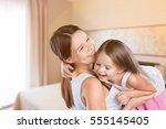 mother. | Shutterstock . vector #555145405