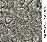 Grey Alien Skin Tissue 3d...
