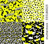 Love In The 80's Pattern Set....