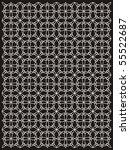 ancient celtic pattern | Shutterstock .eps vector #55522687