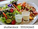 Small photo of Salad bowl