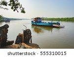 goa  india   november 13  2012  ... | Shutterstock . vector #555310015