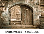 Kremaston Monastery In Crete ...