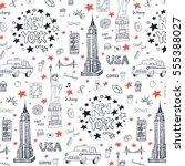 New York City Pattern.