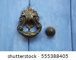 Traditional Ornate Door Handle...