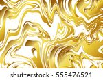 gold marble texture. abstract... | Shutterstock .eps vector #555476521