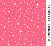 cute background for kids  ... | Shutterstock .eps vector #555525769