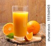 Small photo of orange juice