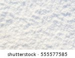 white texture of snow ... | Shutterstock . vector #555577585