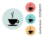 coffeel icon isolated vector...
