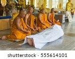 bangkok  thailand   june 19 ... | Shutterstock . vector #555614101