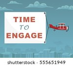 """plane with banner """"time to... 