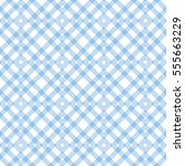 blue and white gingham... | Shutterstock .eps vector #555663229