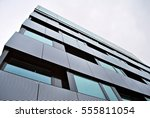modern  luxury apartment... | Shutterstock . vector #555811054