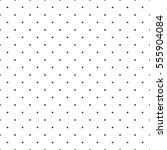 seamless pattern with polka dot.... | Shutterstock .eps vector #555904084