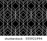 seamless geometric pattern.... | Shutterstock .eps vector #555921994