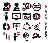 system  user  administrator... | Shutterstock .eps vector #556035604