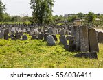 Old Jewish Cemetery In...