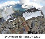 view from mount robie reid... | Shutterstock . vector #556071319