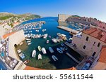Dubrovnik Harbor And Marina