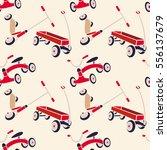 vector pattern 50s | Shutterstock .eps vector #556137679