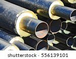 Steel Pipe With Heat Insulatio...