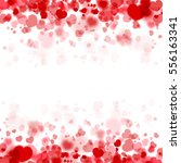 valentine background | Shutterstock .eps vector #556163341