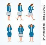 creative vector illustration ... | Shutterstock .eps vector #556166437