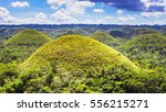 Chocolate Hills In Bohol ...