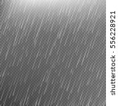 rain transparent template...   Shutterstock .eps vector #556228921