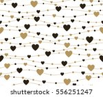 holiday background  seamless... | Shutterstock .eps vector #556251247
