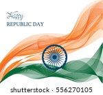 republic day india vector | Shutterstock .eps vector #556270105
