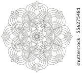 oriental pattern. traditional... | Shutterstock .eps vector #556275481