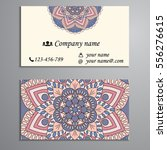 invitation  business card or...   Shutterstock .eps vector #556276615