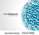 abstract explore vector... | Shutterstock .eps vector #55627888